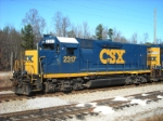 CSX Road Mate 2317
